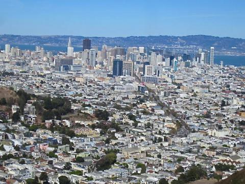 Photo : Twin Peaks San Francisco