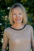 Victoria Dangerfield, guide à L'Esprit San Francisco